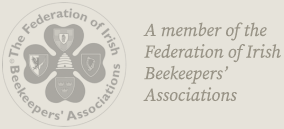 A member of the Federation of Irish Beekeepers' Associations